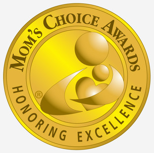 MOM'S CHOICE AWARDS + AUTHOR'S INTERVIEW