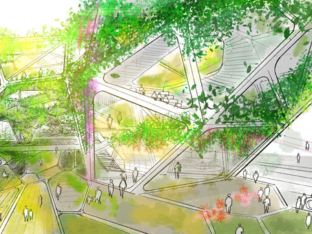 THE SMART GREEN INFRASTRUCTURE