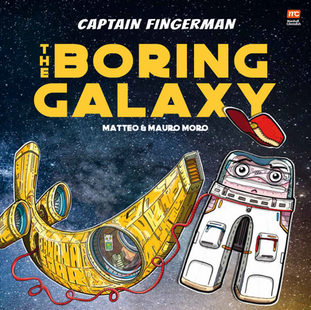 How to draw: our book cover featuring Captain Fingerman and the Banana Star!
