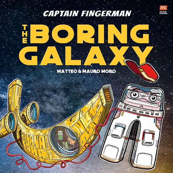 Captain Fingerman Boring Galaxy Cover 14
