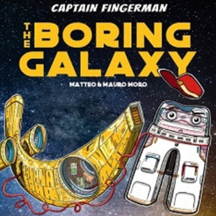 The BORING GALAXY is OUT on GOGURU!!!