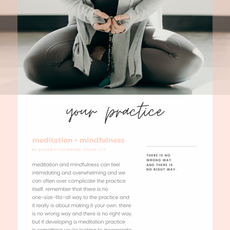 your practice