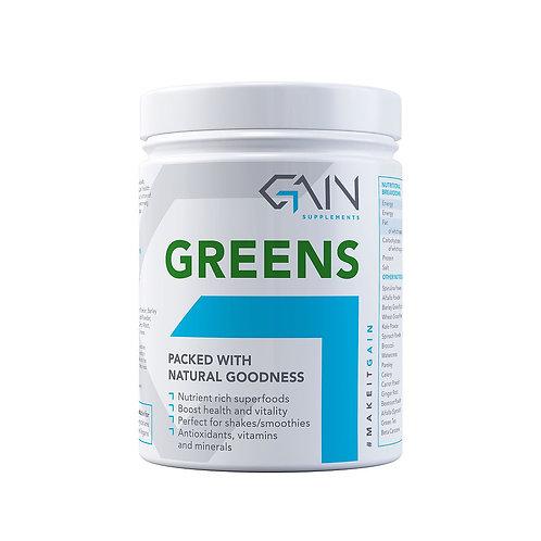 Gain Greens