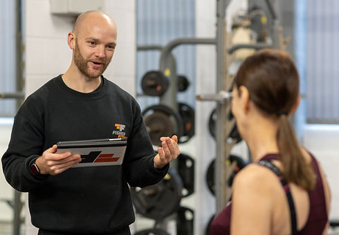Fisher Fitness Norwich, Richy Fisher