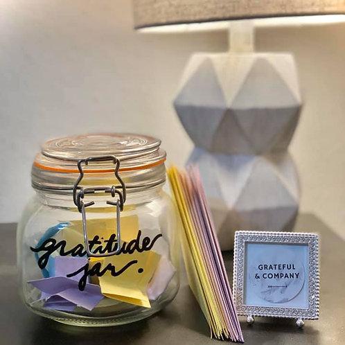 Small Gratitude Jar