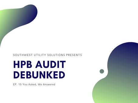 HPB Audit Debunked!