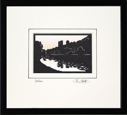 Durham in Black Frame