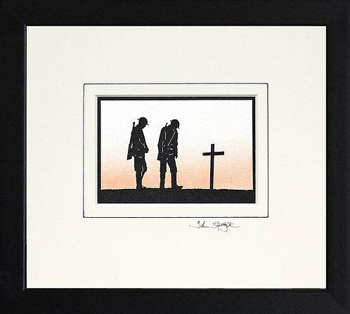 Remembrance in Black Frame
