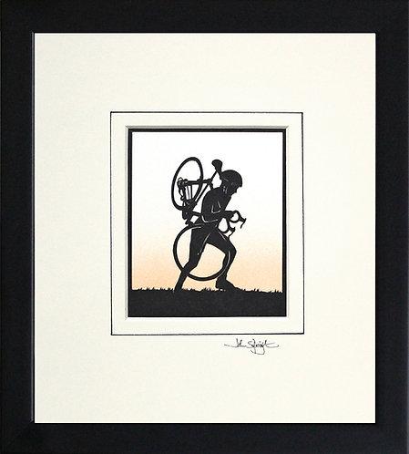 Cyclo-Cross in Black Frame