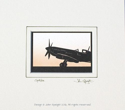 Spitfire - Front
