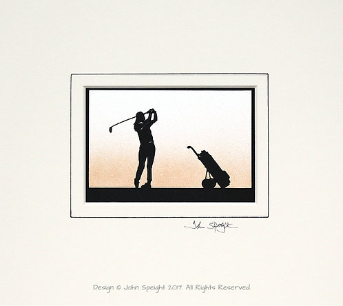 Golfer - Female