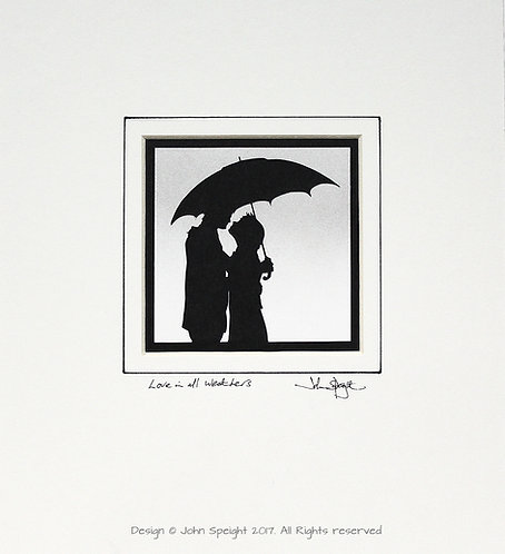 Love In All Weathers