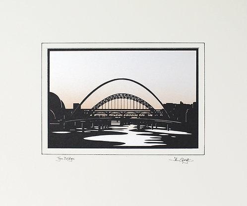 Tyne Bridges (Large Version)