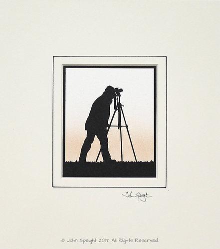 Photographer - SLR Camera