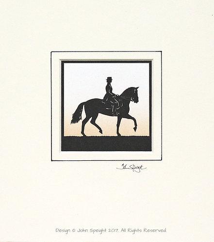 Dressage - Female Rider