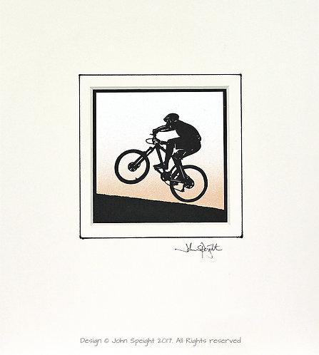 Cyclist - Mountain Biker