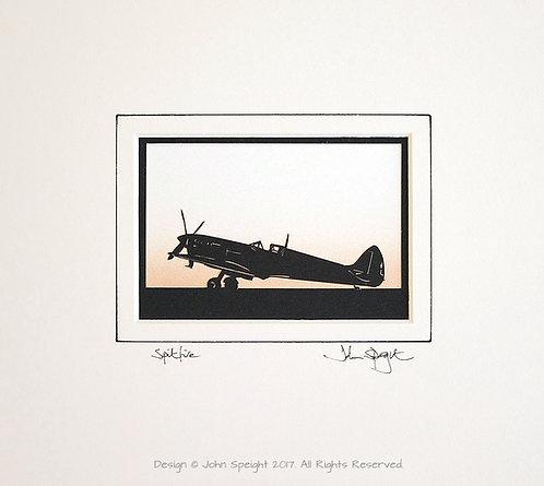 Spitfire - Full plane