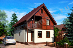 проект дома от собственника недорого