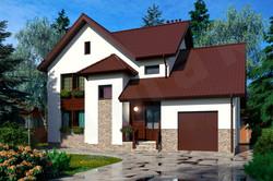 Красивый современный дом в Каринтия