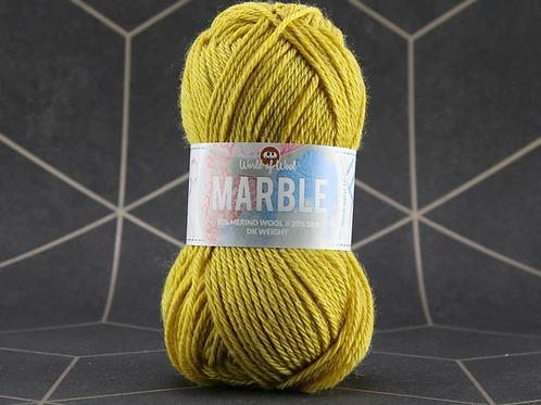 Sunrise Marble DK 50g -merino/silk blend