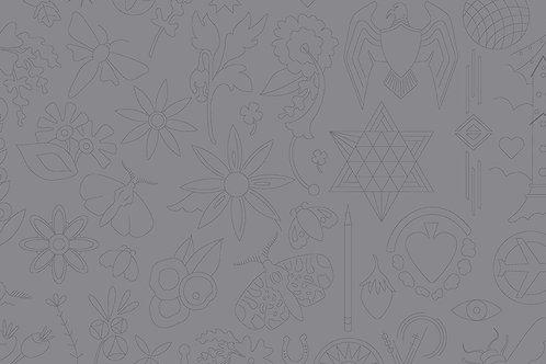 Sun Prints 2020 - Embroidery Cloud 9256C1