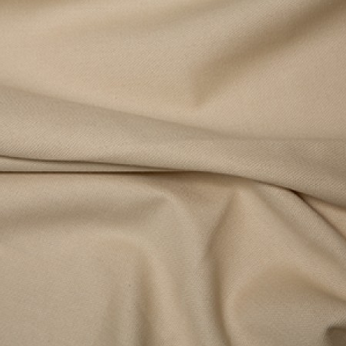 100% Cotton Canvas - 150cm Wide - Cream C6403CRE