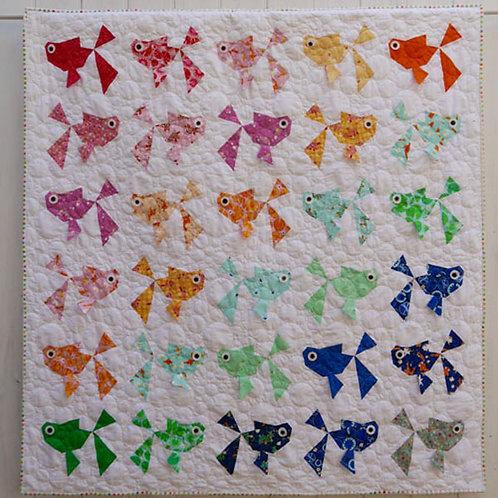 Goldies - Quilt Pattern