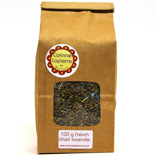 Corinne Lapierre - French Dried Lavender - LAV100G