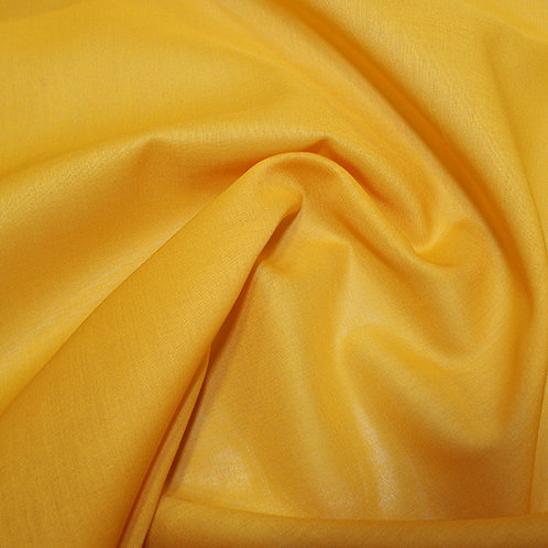 Cotton Voile Ochre