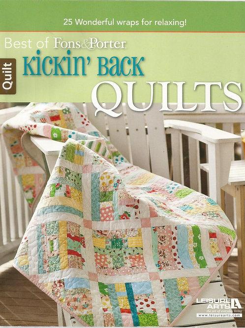 Fons and Porter - Kickin' Back Quilt