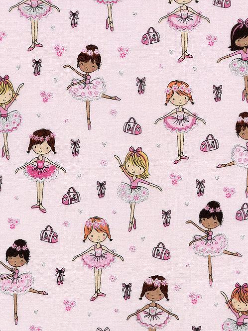 Glitter Ballerina - Fun Pink - CM3817