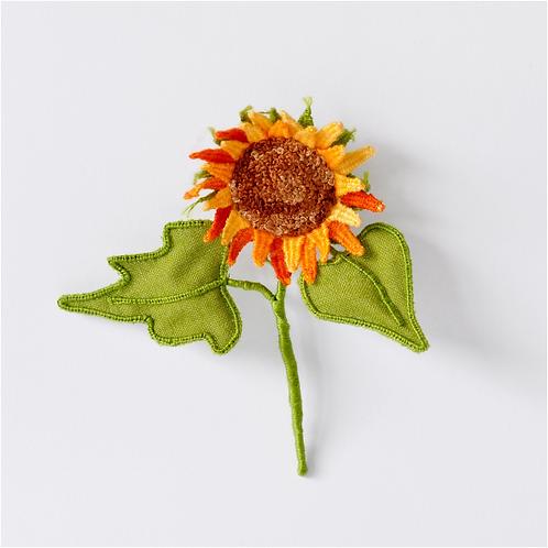 Dizzy & Creative - Stumpwork Kit - Sunflower - 17005