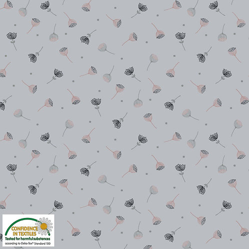 Stof - Hollies Flowers - 4500-578