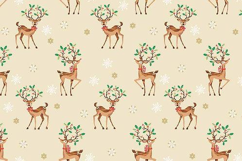 1791-1 Reindeer Scatter