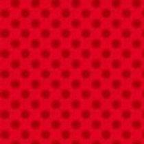 1811-R  Polka Dot Red