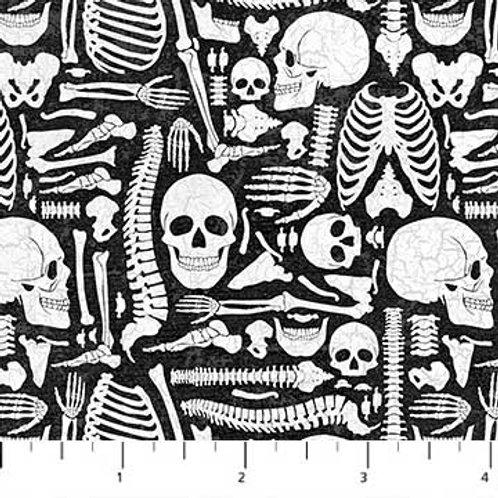 Elegantly Frightful Bones