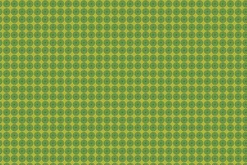 Makower Wrap It Up1610-G Pinwheel Green