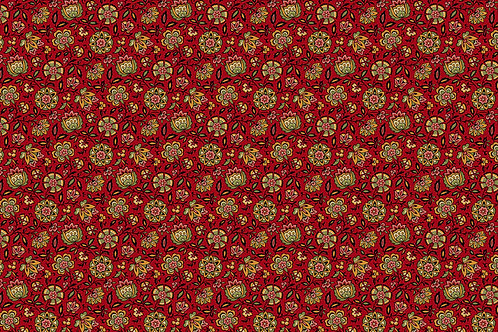 2-8456R Holly Berry Red