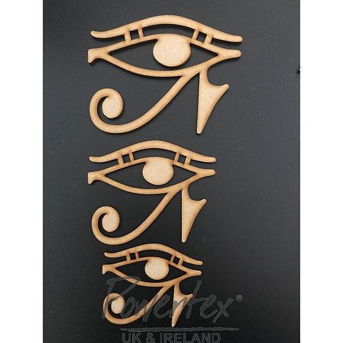 Powertex - MDF - Eye of Horus