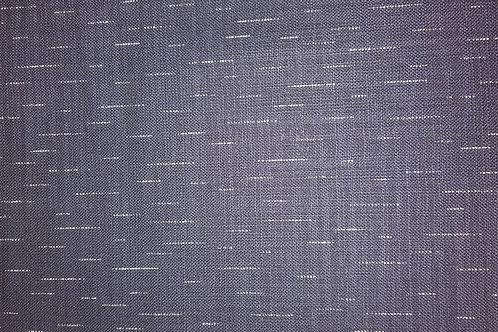 Sevenberry - Indigo woven 88223 22-1 - Broken lines