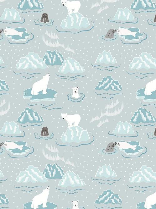 LI Northern Lights-Walrus and Friends ice grey