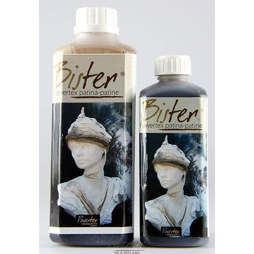Bister Liquid 250g  - Dark Brown - Powertex