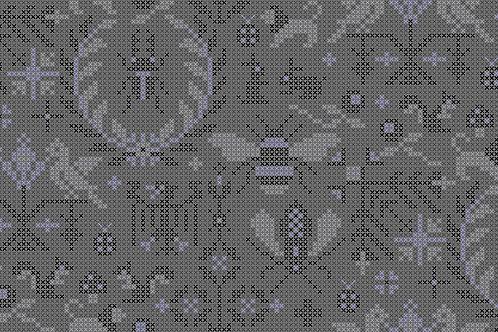 Sun Prints 2020 -Menagerie Pepper 9387K