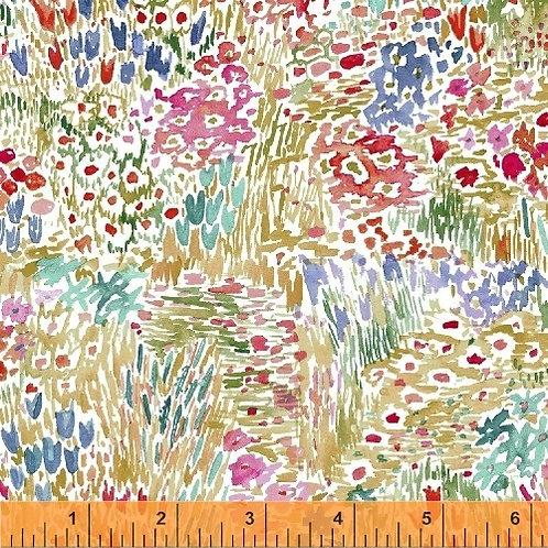 Windham Fabrics - Enchanted Forest - 43501-1White
