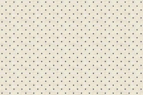 Makower Scandi Basics -Mini Star Grey