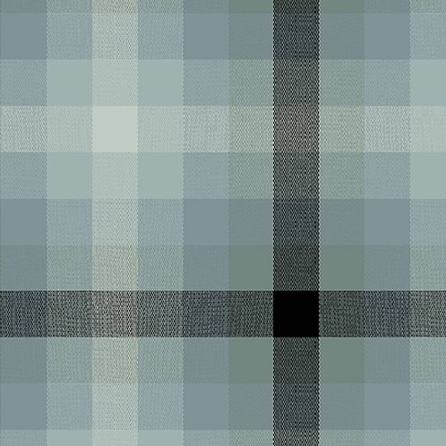 9541 Charcoal - Kaleidoscope Stripes and Plaids