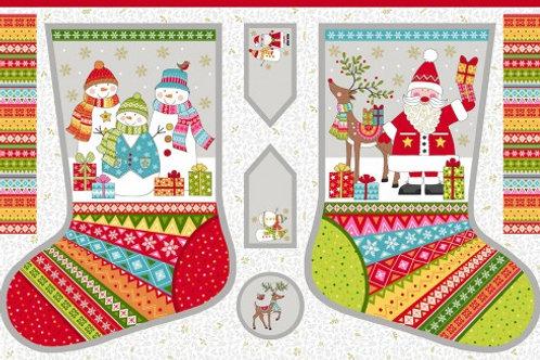 Festive Large Stocking