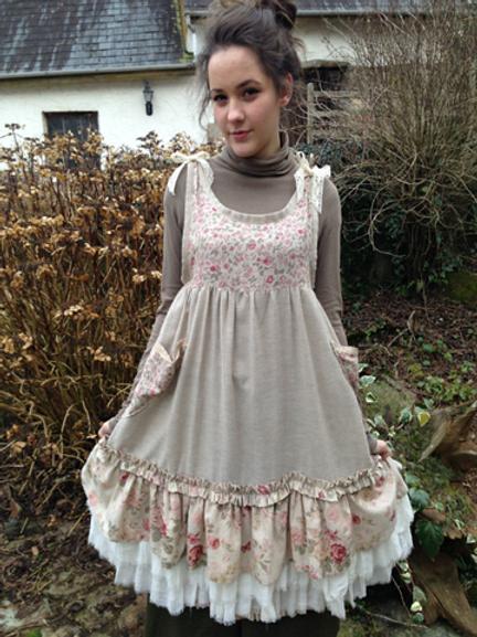 Lea Lu - Carolina dress pattern
