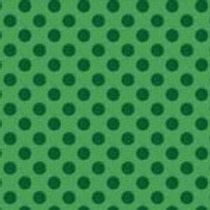 1811-G6  Polka Dot Xmas Green