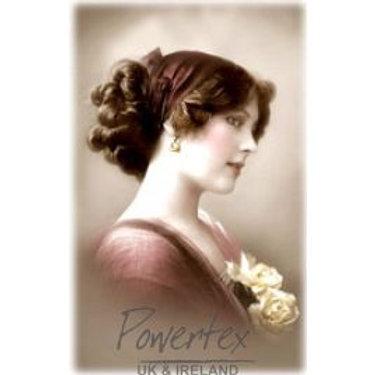 Powertex - Victorain Woman Girl Rice Paper